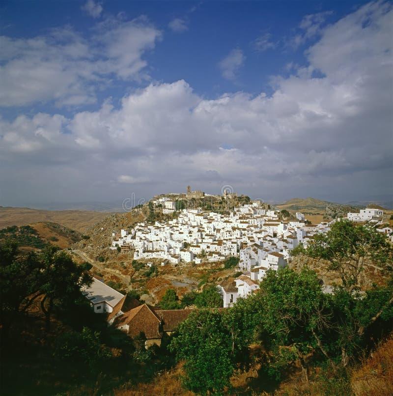 ισπανικό χωριό στοκ εικόνες με δικαίωμα ελεύθερης χρήσης