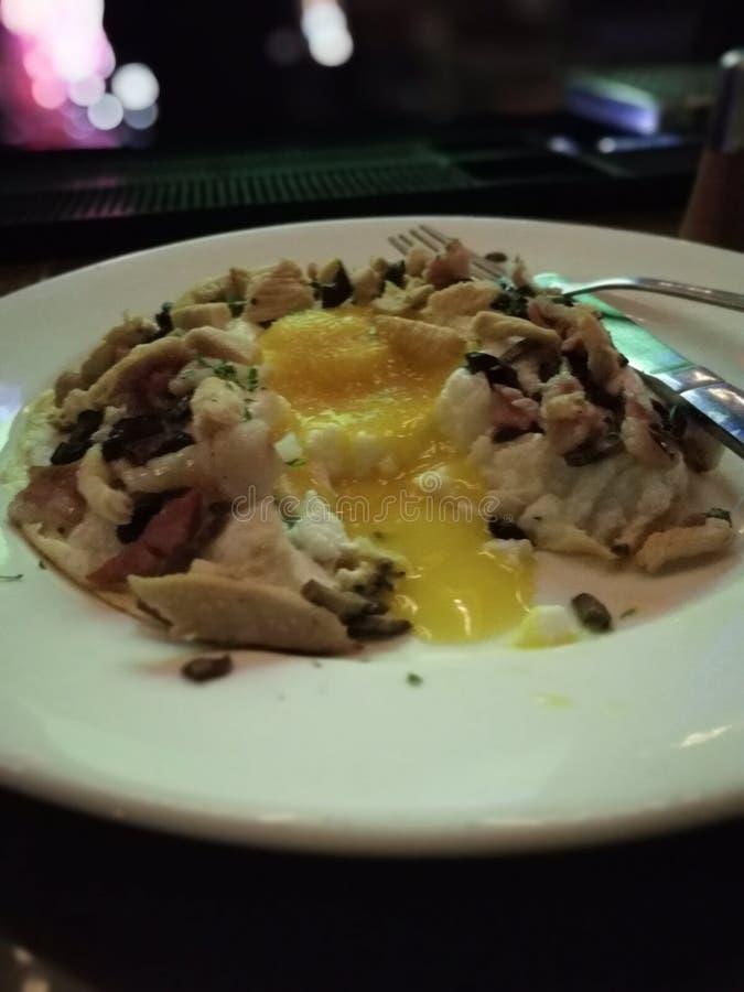 Ισπανικό Omlet στοκ εικόνες
