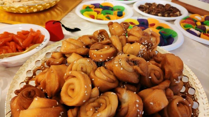 Ισραηλινό pesah Mimona στοκ εικόνα με δικαίωμα ελεύθερης χρήσης