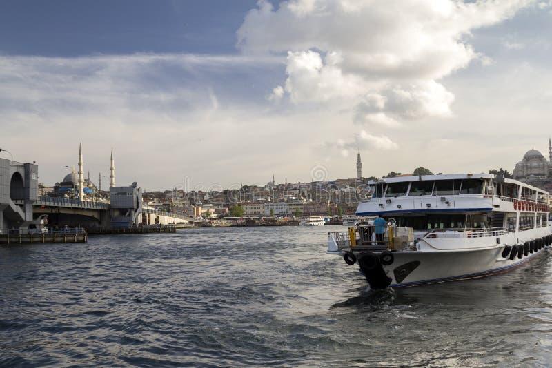 Ιστανμπούλ/Τουρκία στοκ φωτογραφία