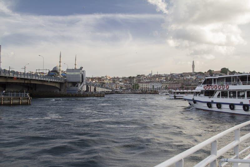 Ιστανμπούλ/Τουρκία στοκ φωτογραφία με δικαίωμα ελεύθερης χρήσης