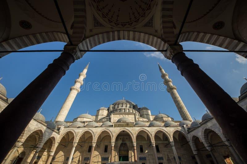 Ιστανμπούλ στοκ εικόνα με δικαίωμα ελεύθερης χρήσης