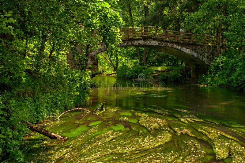 Ιστορία της αρχιτεκτονικής στο εθνικό πάρκο στοκ φωτογραφίες