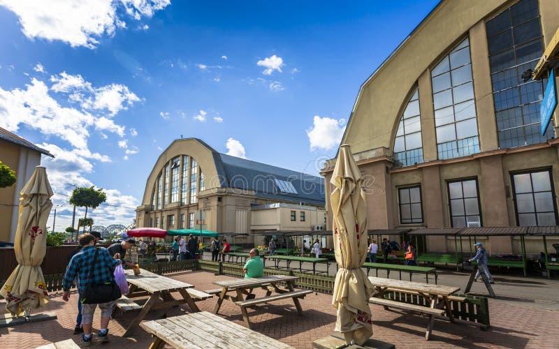 Ιστορικά κτήρια στην παλαιά Ρήγα στοκ φωτογραφίες με δικαίωμα ελεύθερης χρήσης