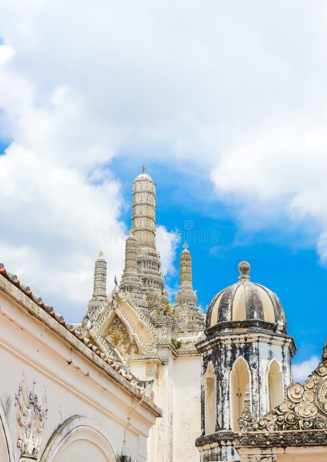 Ιστορικά πάρκο & x28 Nakhon Khiri Phra Khao Wang& x29  στοκ φωτογραφίες