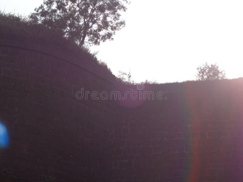 Ιστορικές δομές και κατασκευές που γίνονται από τις πέτρες στοκ φωτογραφία με δικαίωμα ελεύθερης χρήσης