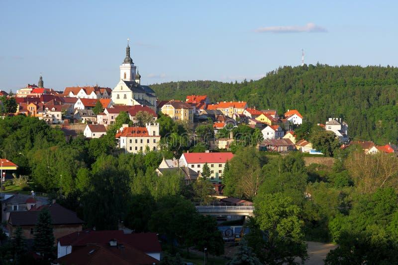 ιστορική πόλη Στοκ Εικόνες