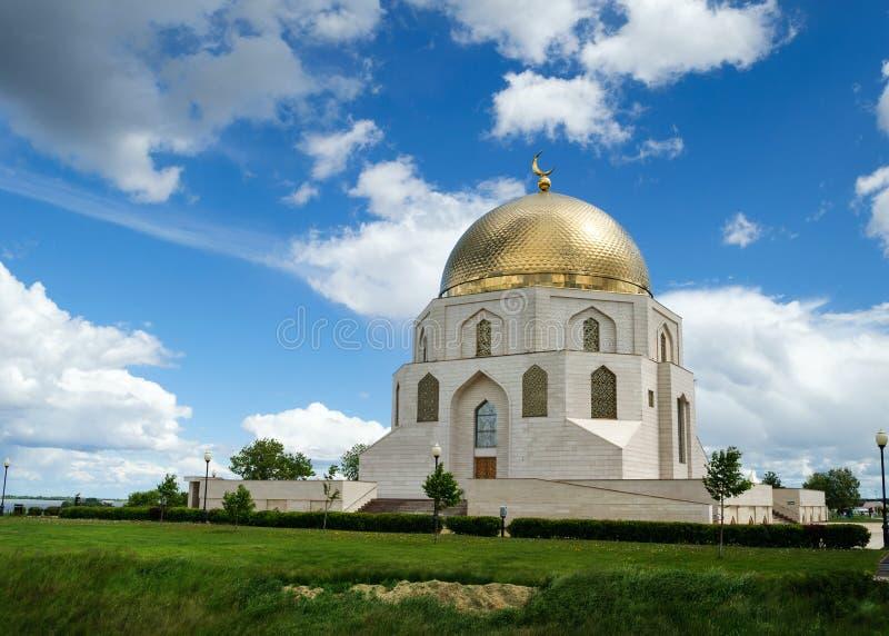 Ιστορικός και αρχαιολογικός σύνθετος Bolgar στοκ φωτογραφία με δικαίωμα ελεύθερης χρήσης