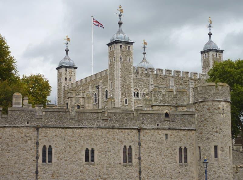 ιστορικός πύργος στοκ φωτογραφία