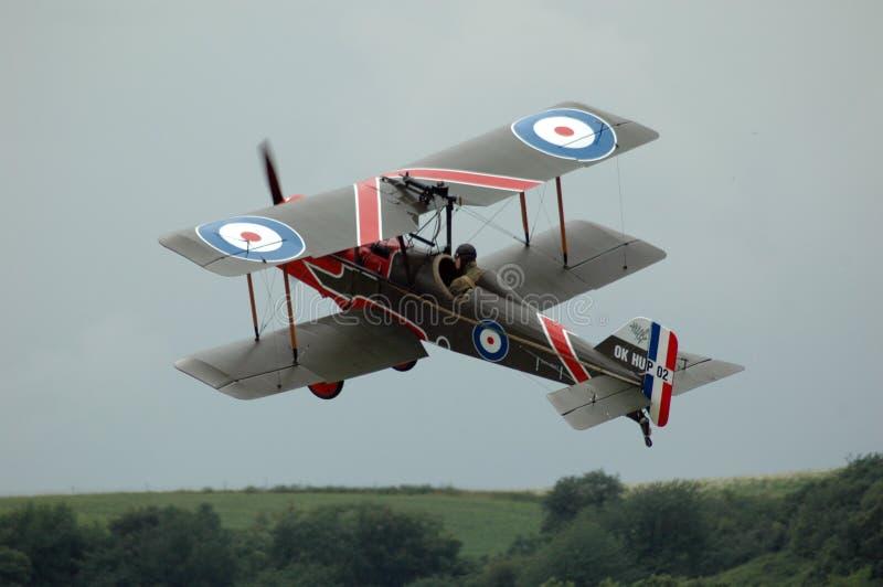 ιστορικό αεροπλάνο στοκ φωτογραφία με δικαίωμα ελεύθερης χρήσης