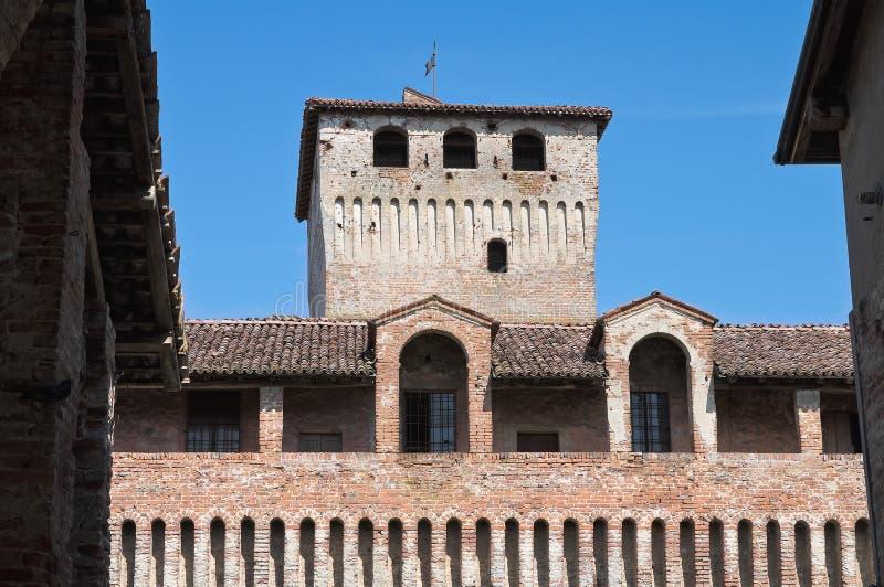 ιστορικό Ιταλία κάστρων romagna της Αιμιλία στοκ φωτογραφίες με δικαίωμα ελεύθερης χρήσης