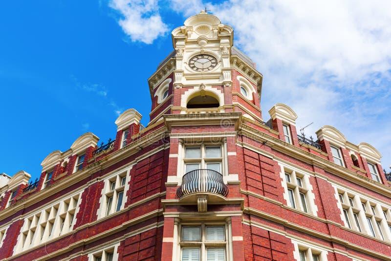 Ιστορικό κτήριο σε Southwark, Λονδίνο στοκ εικόνες