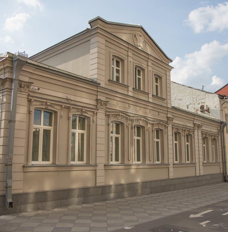 Ιστορικό κτήριο στοκ φωτογραφία με δικαίωμα ελεύθερης χρήσης