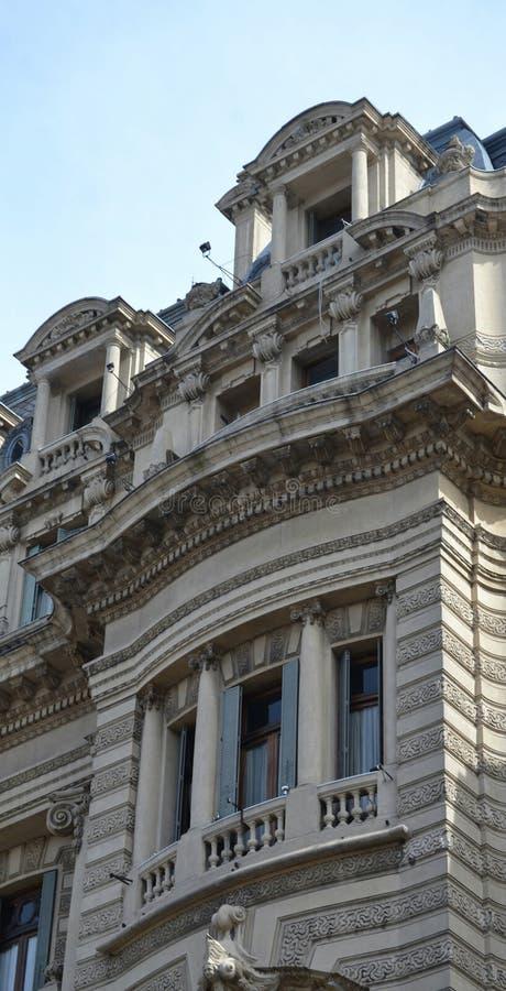 Ιστορικό μνημείο του Μπουένος Άιρες στοκ φωτογραφίες με δικαίωμα ελεύθερης χρήσης