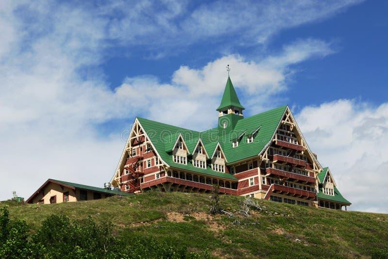 ιστορικό ξενοδοχείο στοκ φωτογραφίες με δικαίωμα ελεύθερης χρήσης