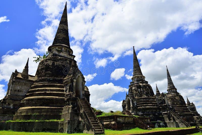 Ιστορικό πάρκο ναών στοκ φωτογραφία με δικαίωμα ελεύθερης χρήσης