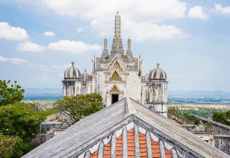 Ιστορικό πάρκο Khao WANG Nakhon Khiri Phra στοκ φωτογραφία με δικαίωμα ελεύθερης χρήσης