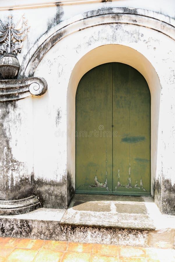Ιστορικό πάρκο Nakhon Khiri Phra (Khao WANG) στοκ φωτογραφία