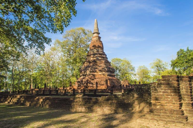 Ιστορικό πάρκο Phet Kamphaeng στοκ εικόνες με δικαίωμα ελεύθερης χρήσης