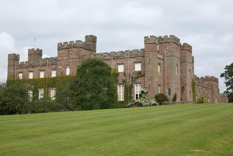Ιστορικό παλάτι Scone στη Σκωτία, Μεγάλη Βρετανία στοκ εικόνα