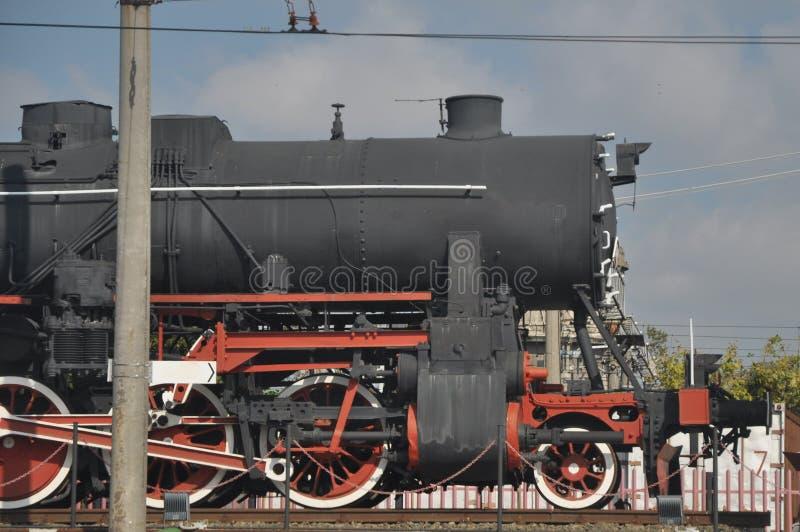 ιστορικό τραίνο στοκ εικόνες