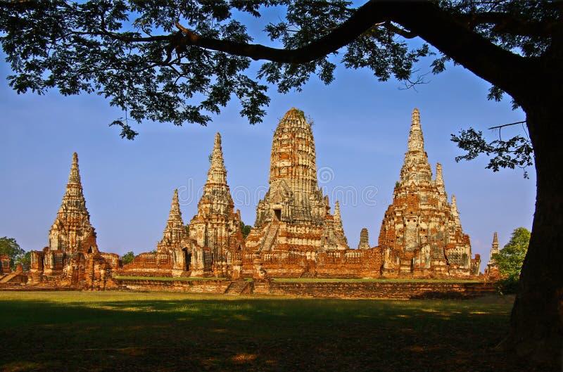 ιστορικό sukhothai Ταϊλάνδη πάρκων στοκ φωτογραφίες