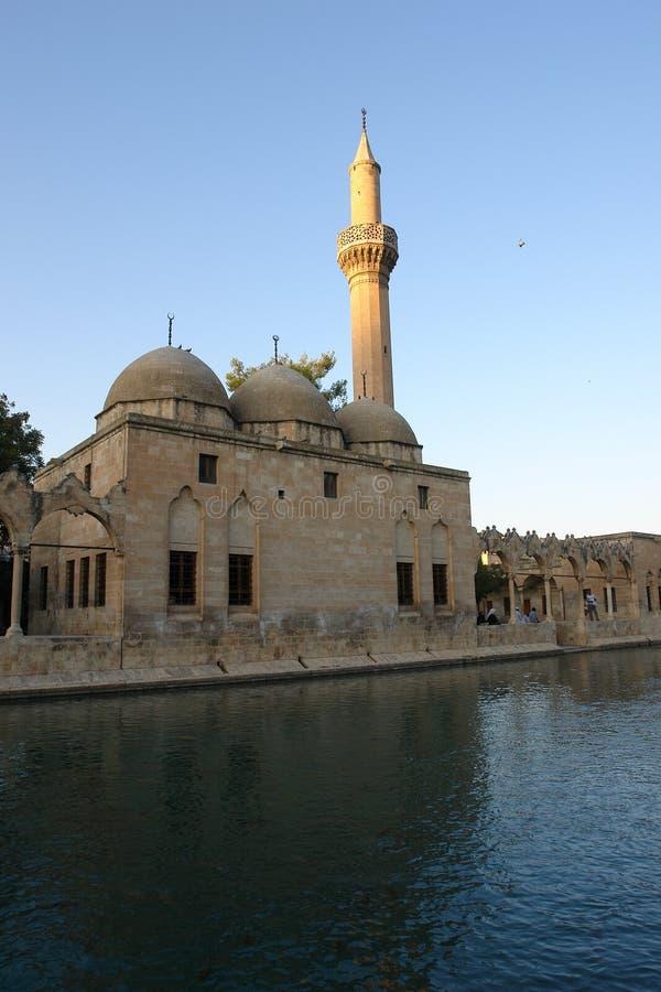 ιστορικό urfa της Τουρκίας μ&om στοκ εικόνες