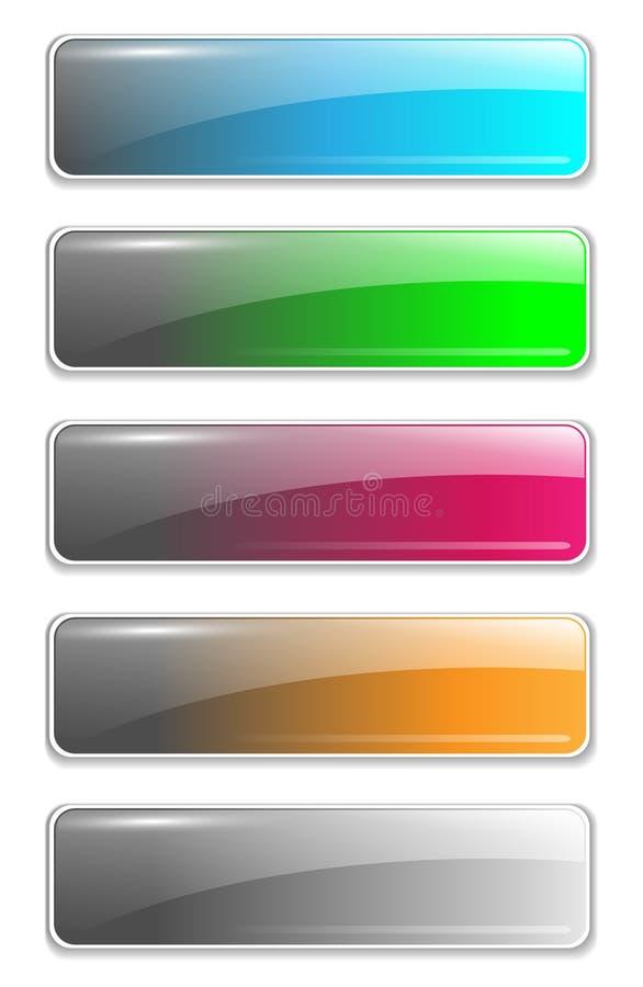 ιστοχώρος προτύπων κουμπ& ελεύθερη απεικόνιση δικαιώματος