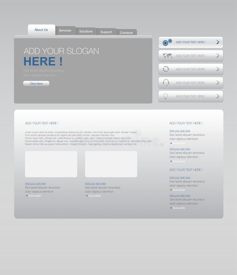 ιστοχώρος προτύπων σχεδί&omic ελεύθερη απεικόνιση δικαιώματος