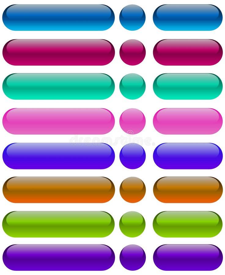Ιστός πηκτωμάτων κουμπιών