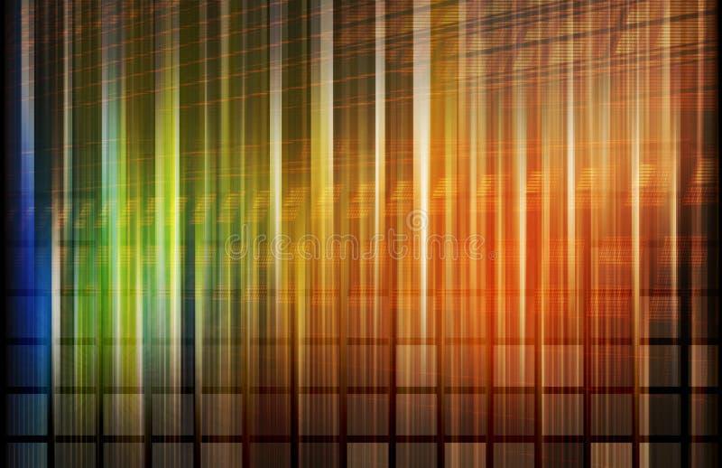 Ιστός τεχνολογίας πληρ&omicro ελεύθερη απεικόνιση δικαιώματος