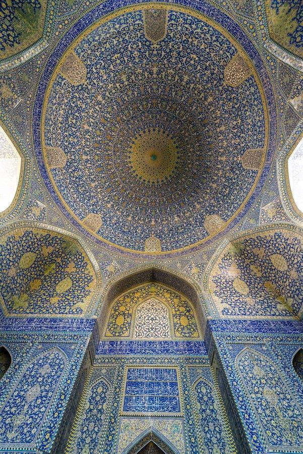 Ισφαχάν στο Ιράν στοκ εικόνα