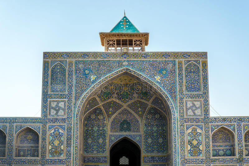 Ισφαχάν στο Ιράν στοκ εικόνες με δικαίωμα ελεύθερης χρήσης
