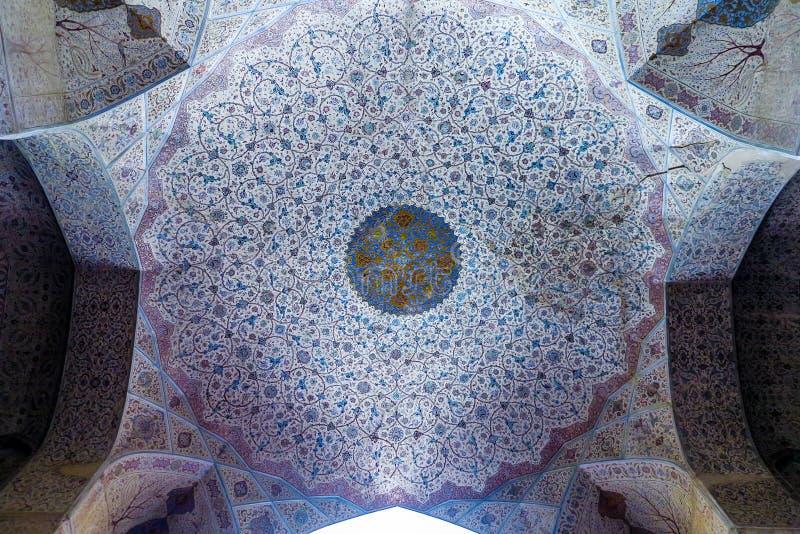 Ισφαχάν Ali Qapu Royal Palace 01 στοκ εικόνες με δικαίωμα ελεύθερης χρήσης