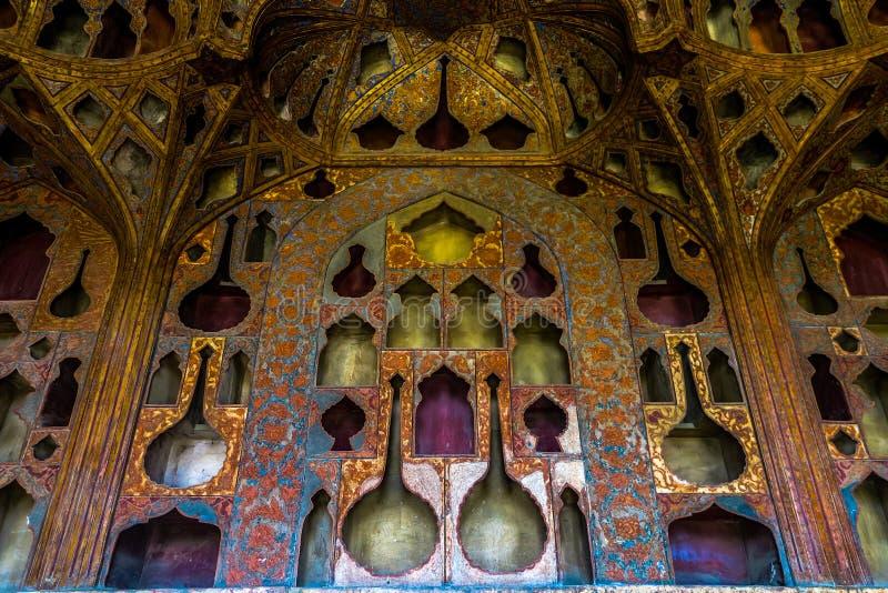 Ισφαχάν Ali Qapu Royal Palace 15 στοκ φωτογραφίες με δικαίωμα ελεύθερης χρήσης