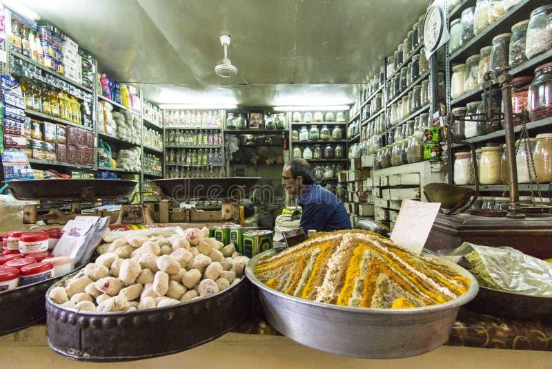 Ισφαχάν Bazaar στοκ εικόνες