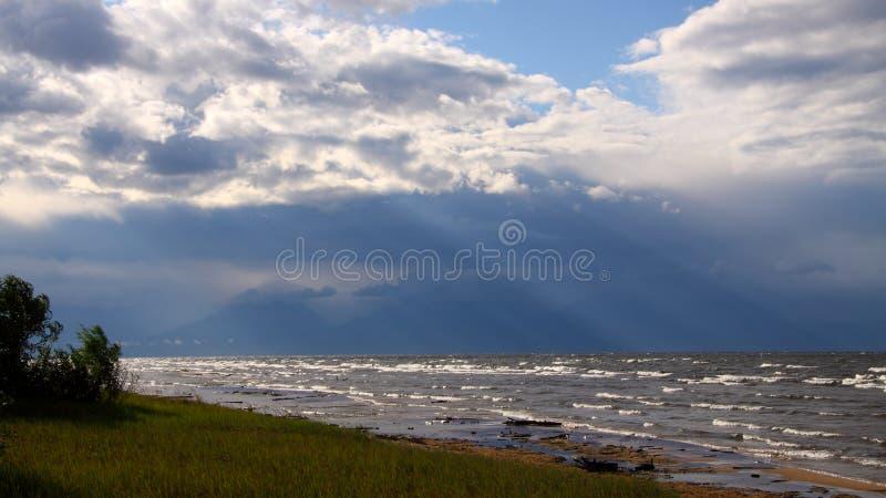 Ισχυρός άνεμος στοκ φωτογραφίες