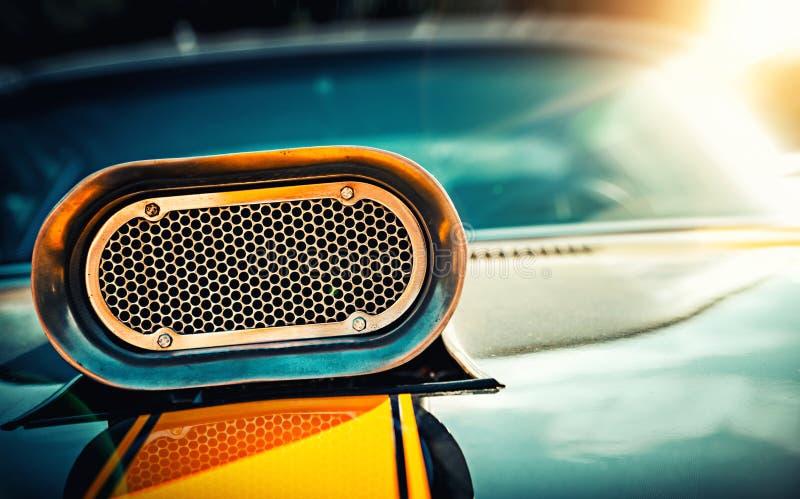 Ισχυρό αυτοκίνητο μυών στοκ εικόνες με δικαίωμα ελεύθερης χρήσης