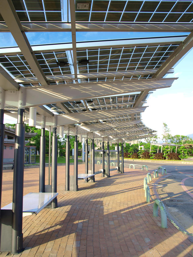 ισχύς επιτροπής ηλιακή στοκ εικόνες