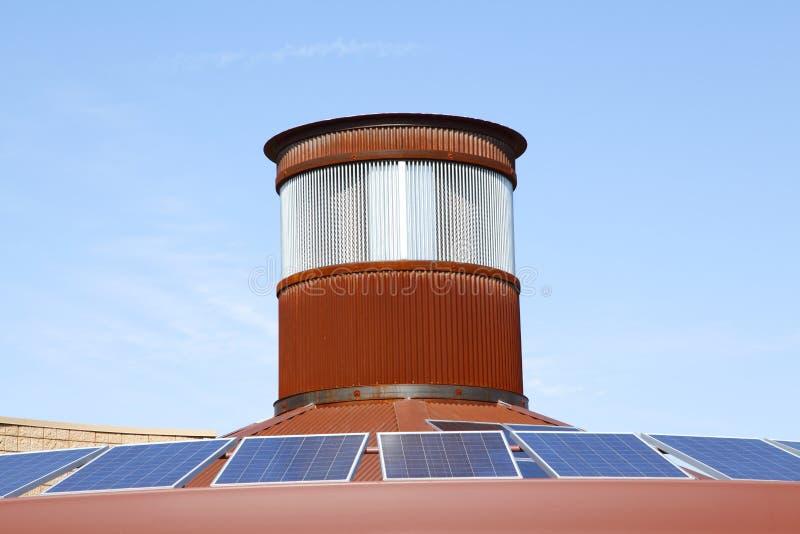ισχύς επιτροπών ηλιακή στοκ φωτογραφίες με δικαίωμα ελεύθερης χρήσης