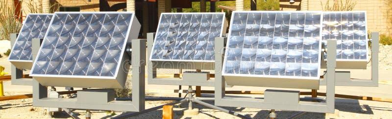 ισχύς επιτροπών ηλιακή στοκ εικόνα με δικαίωμα ελεύθερης χρήσης