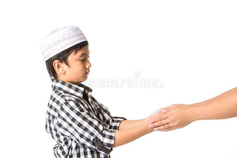 Ισλαμικά αγόρια στοκ εικόνες με δικαίωμα ελεύθερης χρήσης