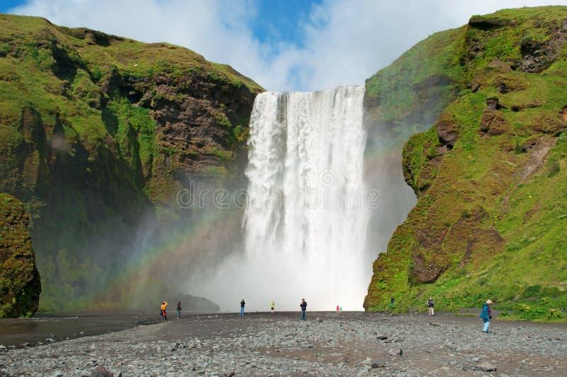 Ισλανδία, βόρεια Ευρώπη στοκ φωτογραφίες με δικαίωμα ελεύθερης χρήσης