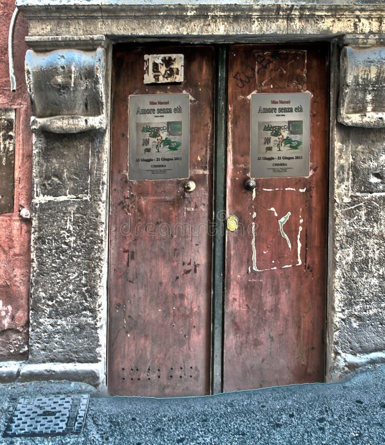 Ιταλία Λεπτομέρειες των οδών της πόλης της Ρώμης στοκ φωτογραφία με δικαίωμα ελεύθερης χρήσης