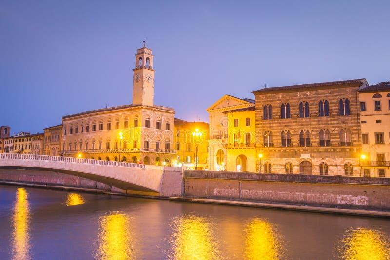 Ιταλία Πίζα στοκ φωτογραφίες