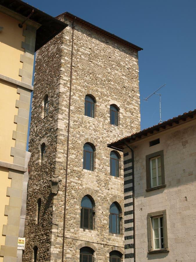 Ιταλία Πιστόια στοκ φωτογραφία