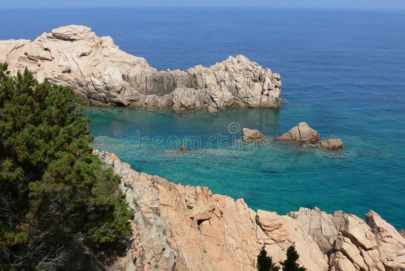 Ιταλία Σαρδηνία στοκ εικόνες με δικαίωμα ελεύθερης χρήσης