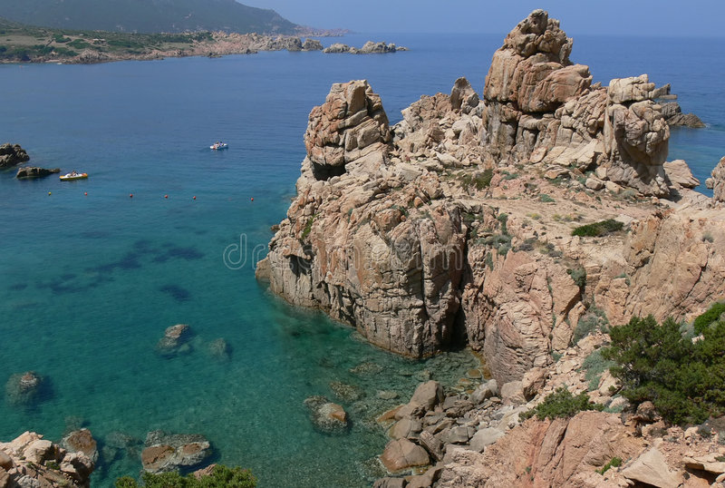 Ιταλία Σαρδηνία στοκ φωτογραφία