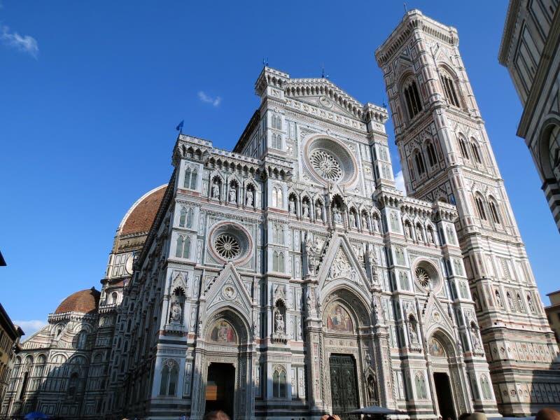 Ιταλία, Τοσκάνη, Φλωρεντία, καθεδρικός ναός της Σάντα Μαρία στοκ φωτογραφία