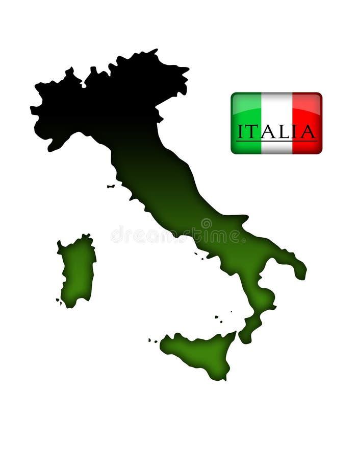 Ιταλία ελεύθερη απεικόνιση δικαιώματος